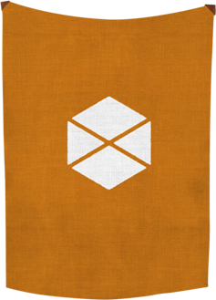 The Titan Banner, symbolizing Six Fronts