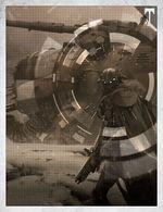 Ghost Fragment: Fallen 5 Grimoire card