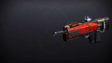 New Monarchy Pulse Rifle