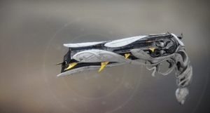 The Exotic hand cannon, Lumina