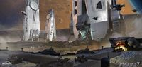 Phobos Cabal transport ship by Dorje Bellbrook-2.jpg