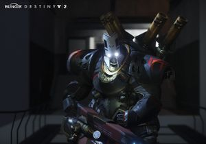 Render of a Colossus in Destiny 2.