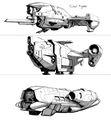 Cabal aircraft concepts by Isaac Hannaford.jpg