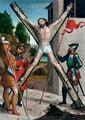 Martirio de San Andrés, por Juan Correa de Vivar.jpg