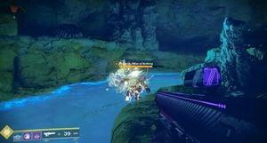Taken boss found in the Sanctum of Bones Lost Sector on Io.