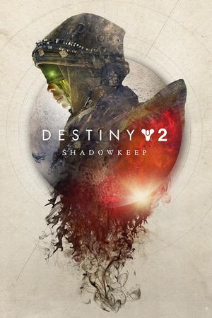 Destiny 2: Shadowkeep Product Artwork