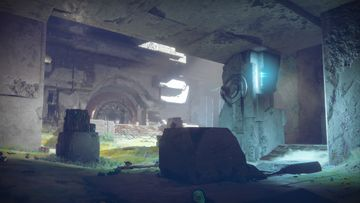 The Lost Sector Aphix Conduit