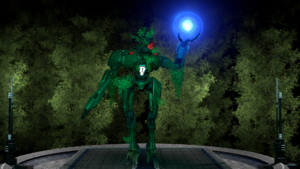 Garazon, Sol Inherent. First boss of Meridian Aftermath