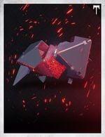 Dormant SIVA: Fallen 3.7 Grimoire card