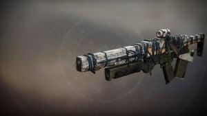 Premonition Pulse Rifle