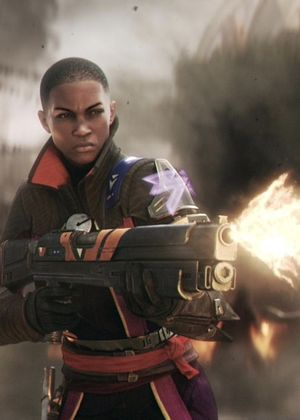Newly depicted Ikora in Destiny 2.